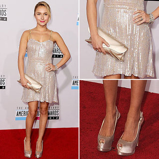 Pictures of Hayden Panettiere at the American Music Awards