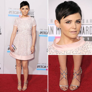 Ginnifer Goodwin at American Music Awards