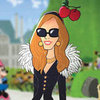 Fashion Cartoons From Barneys & Disney Electric Holiday