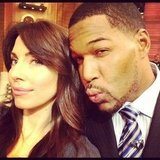 """Whitney Cummings declared Michael Strahan to be her """"spirit animal."""" Source: Instagram user therealwhitney"""