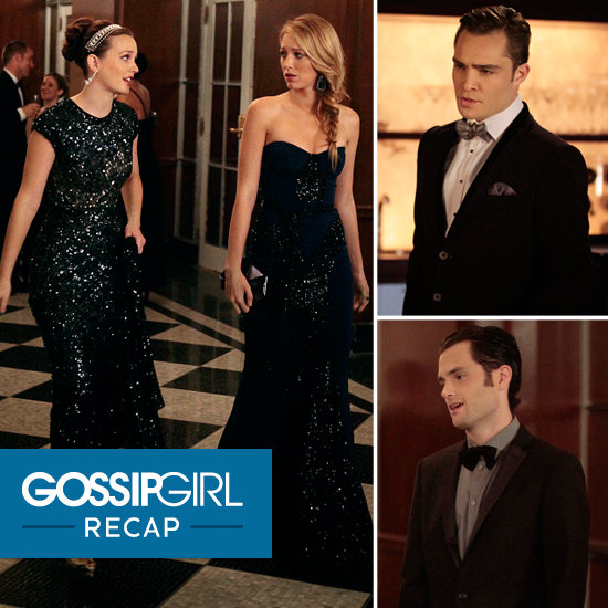 "Top OMG Moments From Gossip Girl ""Monstrous Ball"""
