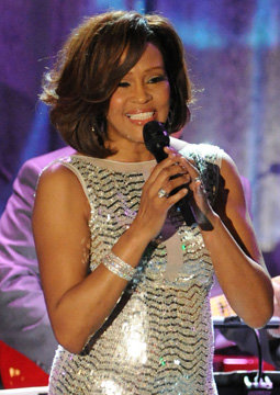 4. Whitney Houston Dies