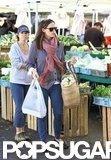 Jennifer Garner stepped out in jeans in LA.