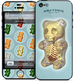 Gummi Anatomie by Jason Freeny ($15)