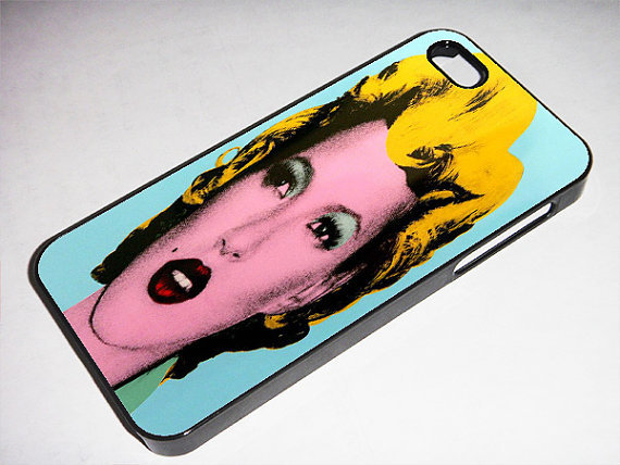 We know a few Kate Moss fans who would die over this vibrant Banksy Kate Moss IPhone case ($20).