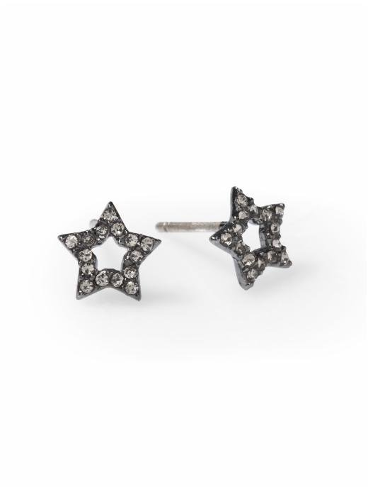 Surprise your sister with these simple, yet fun Marc by Marc Jacobs's pavé star stud earrings ($42).