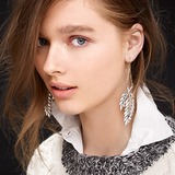 Lulu Frost For J.Crew Holiday 2012 Collection