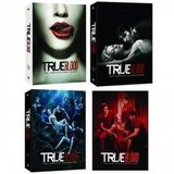 True Blood Seasons 1-4 ($130)