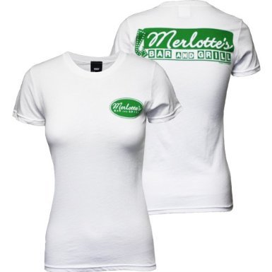 Merlotte's Waitress T-Shirt ($16-$22)