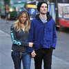 Sienna Miller and Tom Sturridge Show PDA in NYC | Pictures