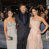 Breaking Dawn Part 2 LA Celebrity Red Carpet Pictures