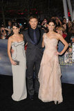 Nikki Reed, Kellan Lutz & Ashley Greene