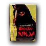 Who Dat Ninja Magnet ($5)