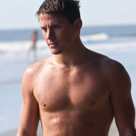 Channing Tatum Shirtless Pictures