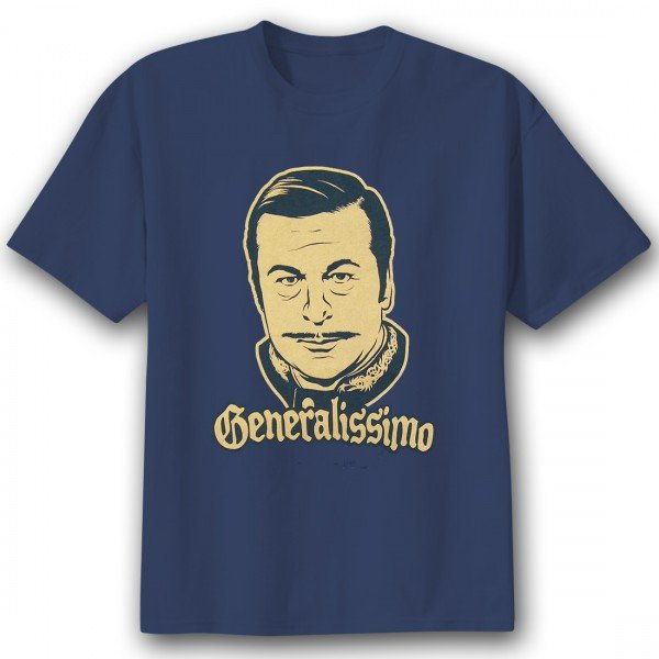 Generalissimo T-Shirt ($15)