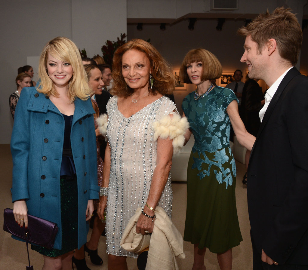Emma Stone and Miranda Kerr Hit a Stylish and Star-Studded CFDA Bash