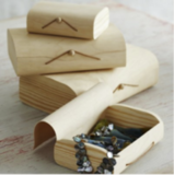 Play up the versatility of these Birch Gift Boxes ($9-$12) by giving them as gifts and wrapping other small gifts or trinkets inside.