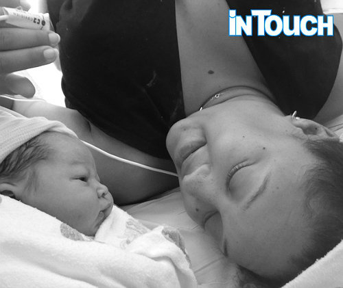 Tamera Mowry-Housley and husband show off pictures of baby Aden Housley