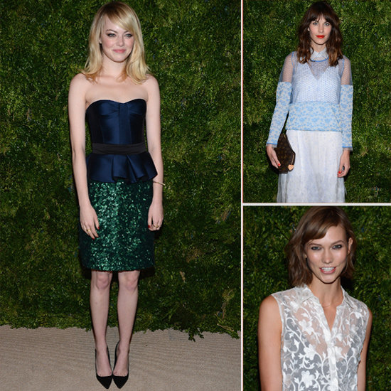 The CFDA/Vogue Fashion Fund Awards Sure Know How to Pull a Fashionable Crowd!