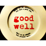 Grammar Plate