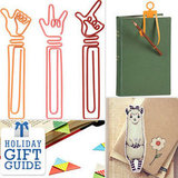 Gift Guide: 10 Cute and Creative Bookmarks