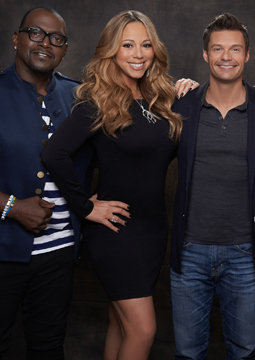 64. Mariah Joins American Idol