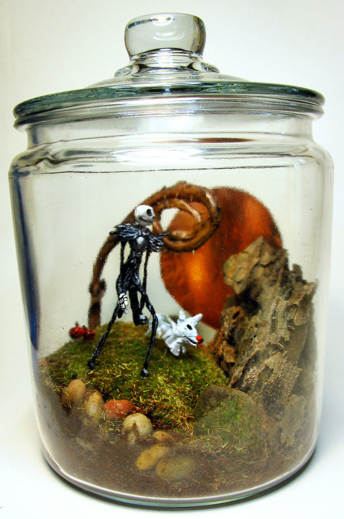 Tim Burton's Nightmare Before Christmas Terrarium ($165)