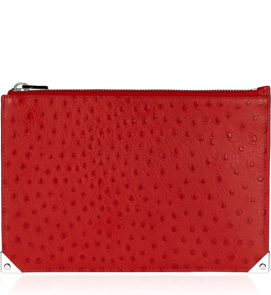 This Alexander Wang Prisma Pouch ($295) is the perfect little clutch (and pop of color) for the ultimate stylephile on your shopping list.
