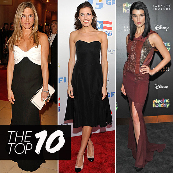 Jennifer, Crystal, and Allison Bring On the Glam in This Week's Top 10