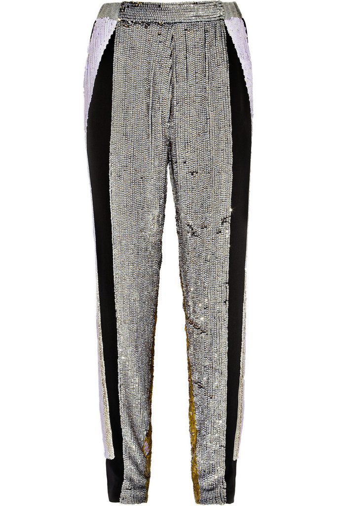 We love the sporty luxe take on Phillip Lim's Sequin Sweatpants ($1,500).