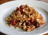 Desserts: Apple Cranberry Crisp