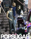 Justin and Selena Reunite For a Very Short Dinner Date