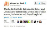 Worth a shot, Michael Ian Black?