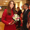 Kate Middleton and Prince William At Rugby Match In Wales
