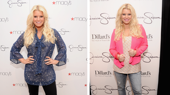 Video: Jessica Simpson Shows Off Her 60-Pound Weight Loss!