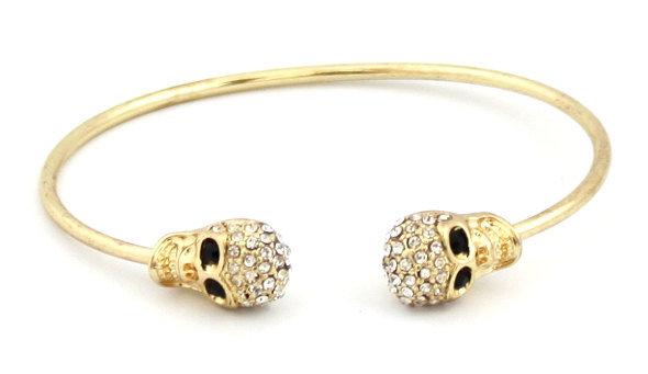 Modern Skull Bracelet