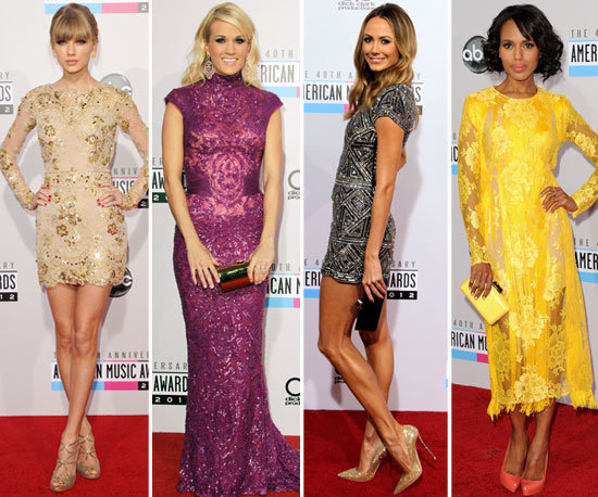 American Music Awards: Best Dressed