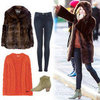 How to Look Cute in Winter Clothes | Nov. 19, 2012