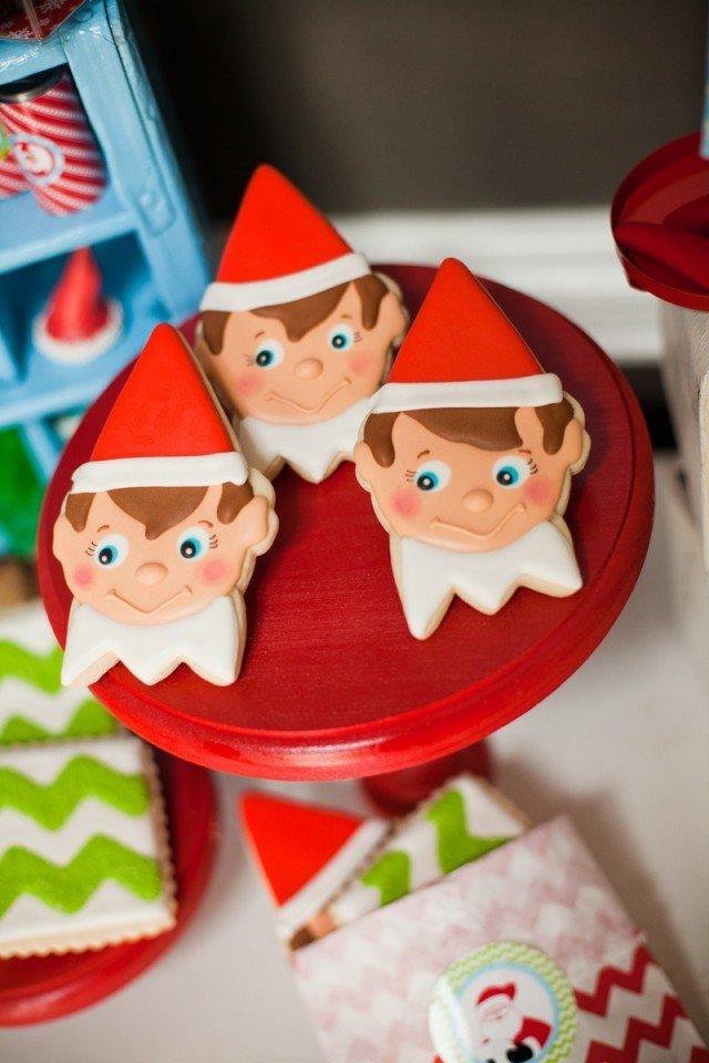 Elf Cookies