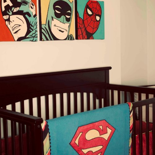 Superhero Nursery