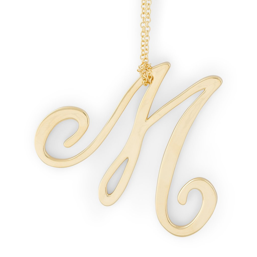 C. Wonder Initial Necklace