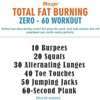 Fat-Burning Working