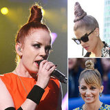 The Spool-Shaped Topknot
