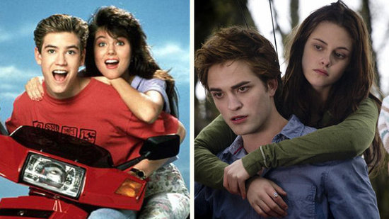 Video: Did Saved by the Bell Inspire Twilight's Love Triangle?!