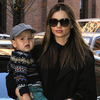 Miranda Kerr and Orlando Bloom's Holiday Plans 2012