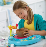 For 7-Year-Olds: Discovery Deluxe Pottery Wheel