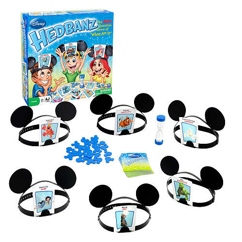 Disney Kids Hedbanz