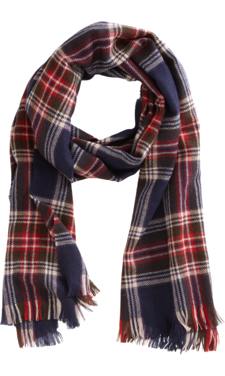 Scarves are arguably my favorite winter accessory — I own more than I care to admit — and this Drakes London Ancient Tartan Plaid Scarf ($320) is sure to keep me cozy while lending a bit of gentlemanly style to my outfit.  — Robert Khederian, fashion editorial assistant