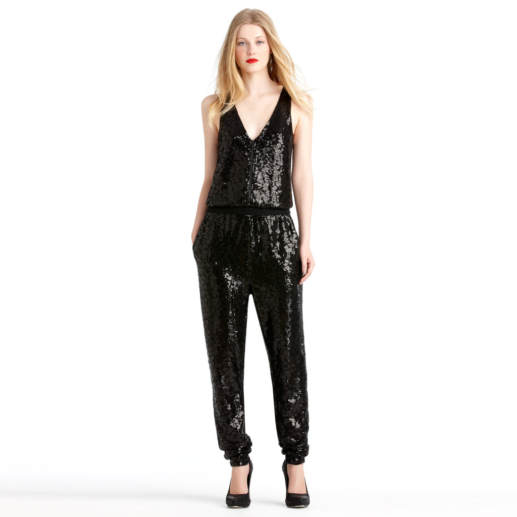The slouchy silhouette on this Rachel Roy The Lara Jumpsuit ($189) is perfect for swanky holiday cocktails or dinner with friends.