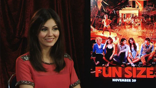 Victoria Justice on Fun Size, the End of Victorious and Her Upcoming Record